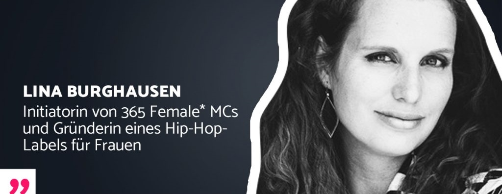 Podcast |  Lina Burghausen